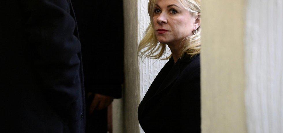 Jana Nečasová (Nagyová)