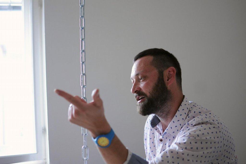 Spolumajitel e-shopu Zoot Oldřich Bajer