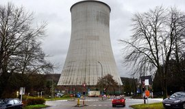 Belgická jaderná elektrárna Tihange, ilustrační foto