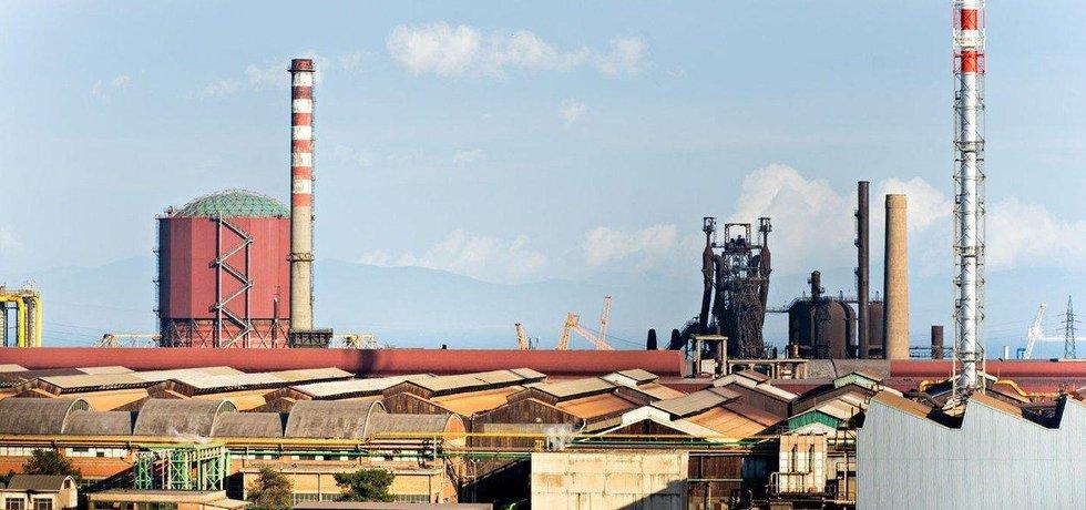 Elektrárna v Piombinu, ilustrační foto