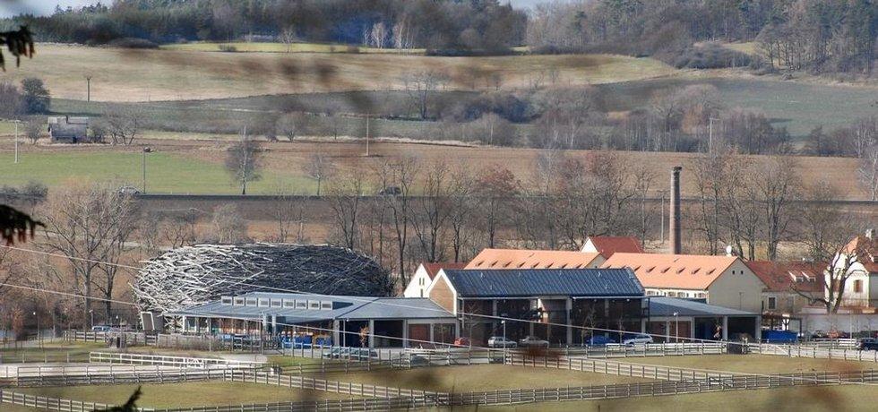 Farma Čapí hnízdo
