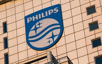 Centrála Philipsu v Nizozemí