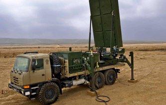Mobilní radar MADR