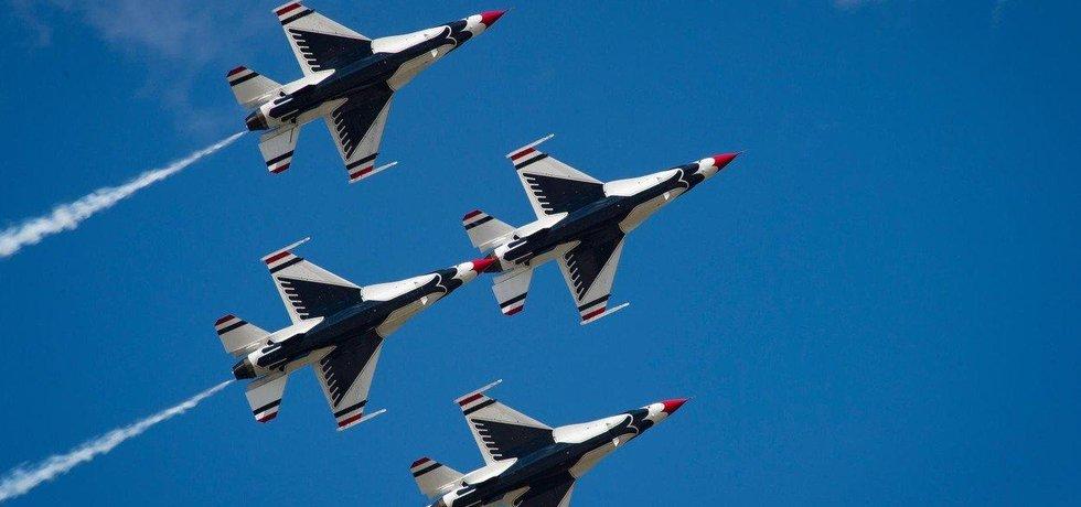 U.S. Air Force Thunderbirds - ilustrační foto