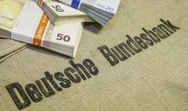 Německá centrální banka zhoršila hospodářský výhled