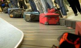 zavazadlo na letišti