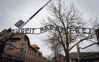 Koncentrační tábor v Osvětimi