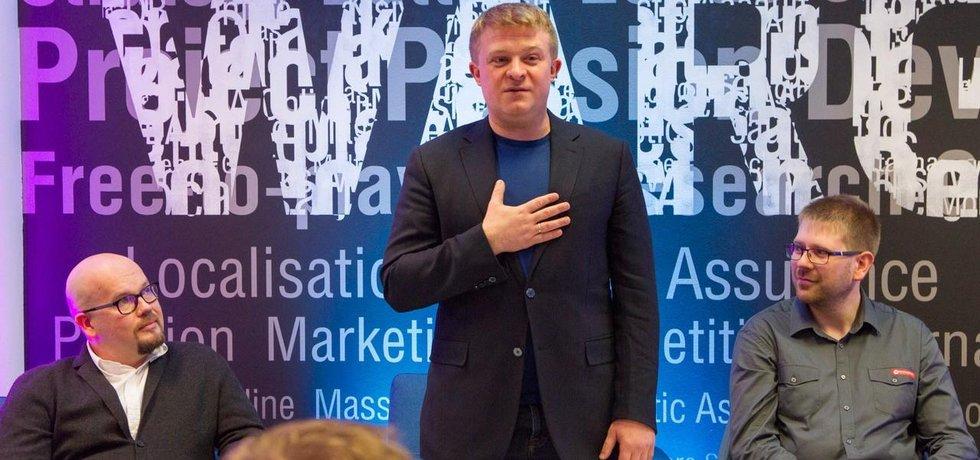 Zakladatel studia Wargaming Viktor Kislyi