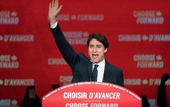 Kanadský premiér Justin Trudeau