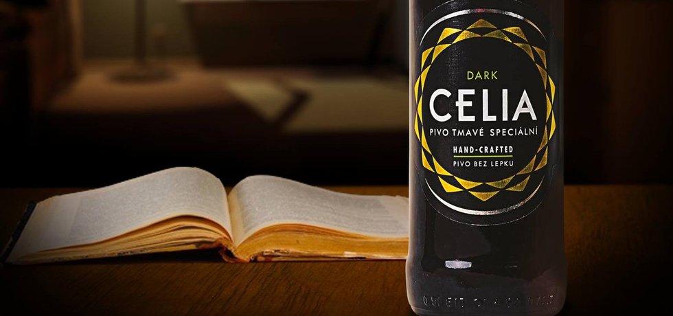 Celia Dark ze Žateckého Pivovaru