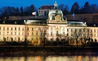 Budova Úřadu vlády
