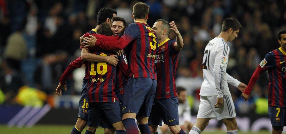 Nejprestižnějším zápasem španělské La Ligy je El Clásico - střetnutí Barcelony s Realem Madrid.