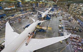 Boeing se vrací k černým číslům