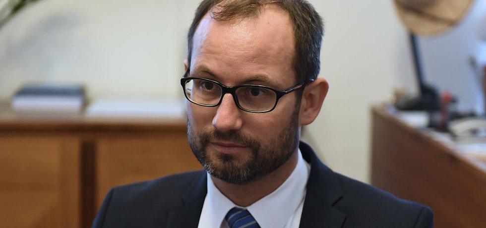 Volební lídr STAN Jan Farský