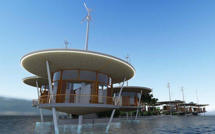 Umělý ostrov v Polynésii má být hotov v roce 2022.