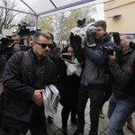 Lobbista Marek Dalík nastupuje do ruzyňské věznice