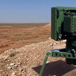 Radar na ostrahu hranice Spexer 2000 vyvinula firma Airbus. Nyní jej vyrábí německá firma Hensoldt.