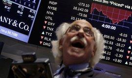 Dow Jones index, archivní foto