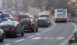 Město zlepší průjezdnost pro MHD až na 67 místech v Praze