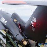 Dron, který vyrábí firma Airbus k podpoře pilotů bojových letounů.