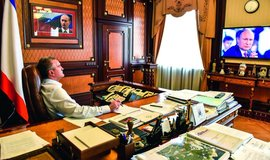 Putinův muž Sergej Aksjonov