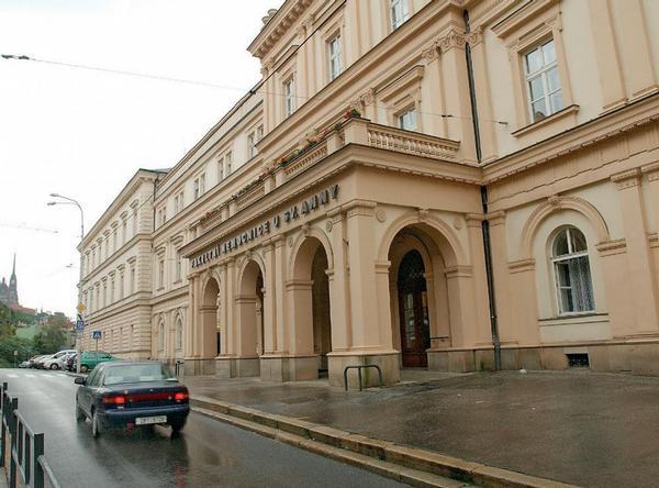 FN u sv. Anny v Brně.
