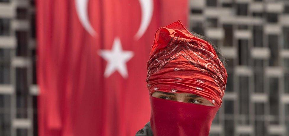 Demonstrace v Turecku