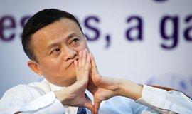 Nejbohatší Číňan Jack Ma