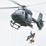 Patnáct vrtulníků H145M si pořizují speciální jednotky německé armády, dalších pět zamíří do Thajska, devět si nedávno objednalo i Srbsko.