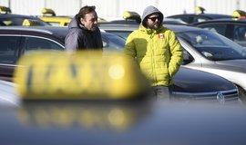 Taxikáři na Strahově