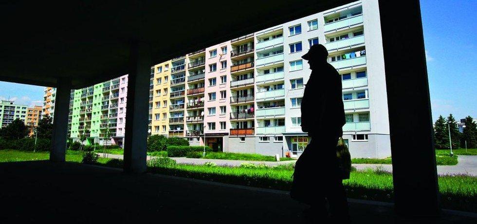 Paneláky. O kdysi vysmívané panelové domy je dnes velký zájem. Nejžádanější jsou dvoupokojové byty