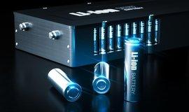 Lithium-iontová baterie, ilustrační foto
