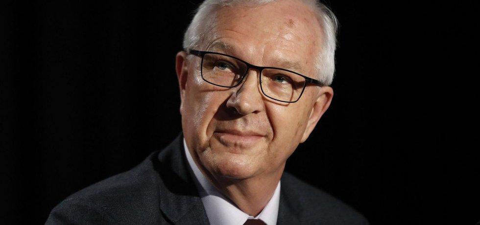 Prezidentský kandidát Jiří Drahoš