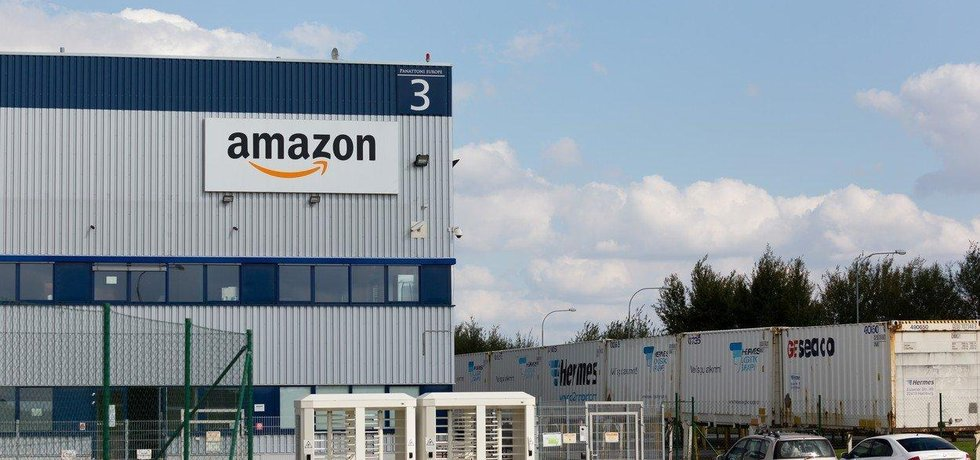 Amazon se zaměří na nemocnice, ilustrační foto