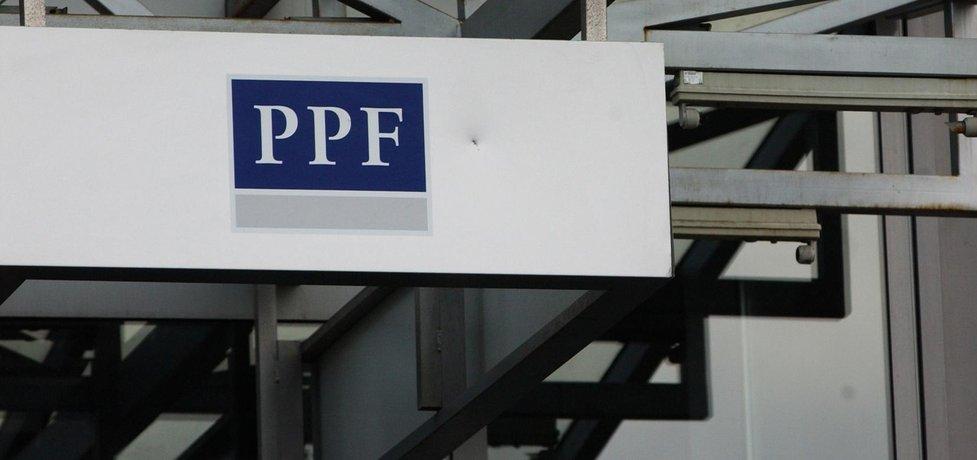 Logo skupiny PPF