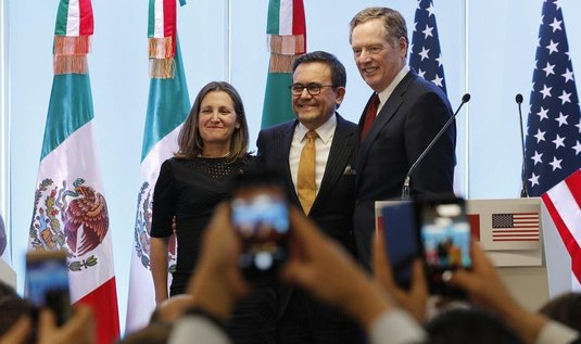Mexické americké vztahy