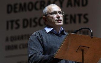 Někdejší ruský oligarcha a později nejznámější vězeň Michail Chodorkovskij