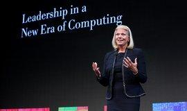 Výkonná ředitelka IBM Virginia Rometty.