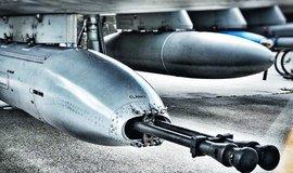 Kanon Plamen mohou vrtulníky nést v podvěsu
