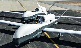 Bezpilotní letoun, ilustrační foto