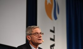 Ředitel firmy Vattenfall Magnus Hall.