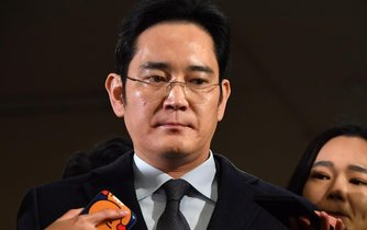 Šéf Samsungu I Če-jong