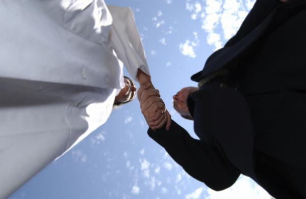 ruce, dohoda, smlouva
