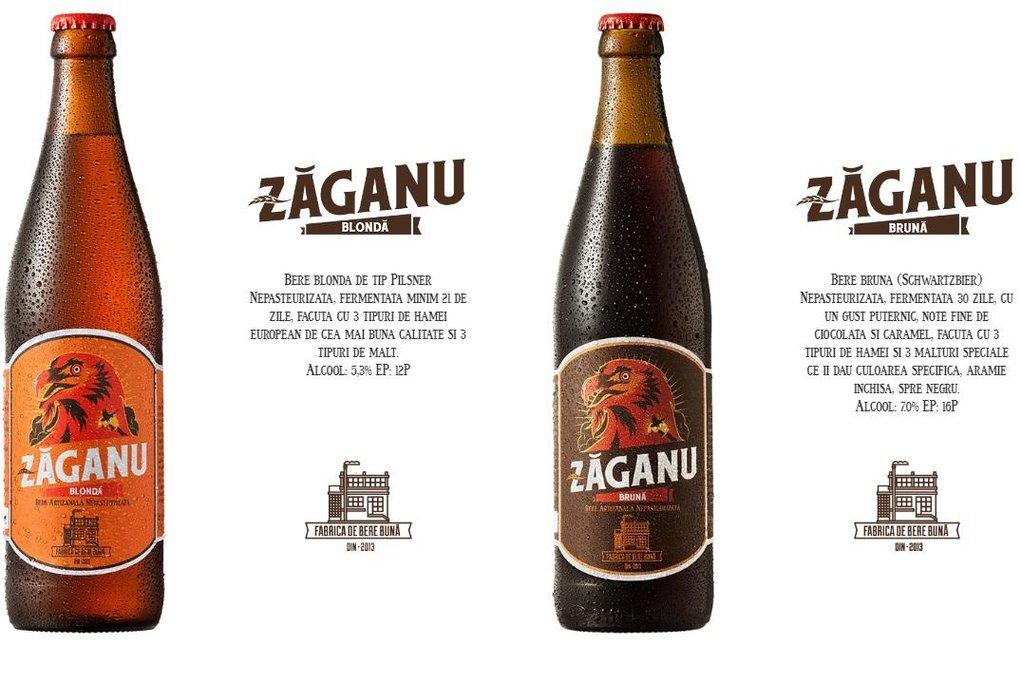 Pivo Zaganu.