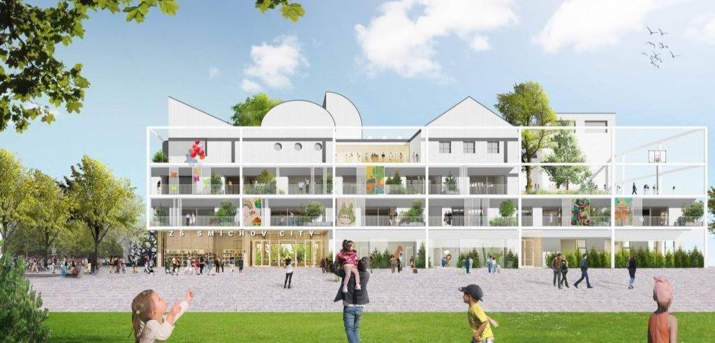 Smíchov City navrhnou architekti z Kanady a Polska