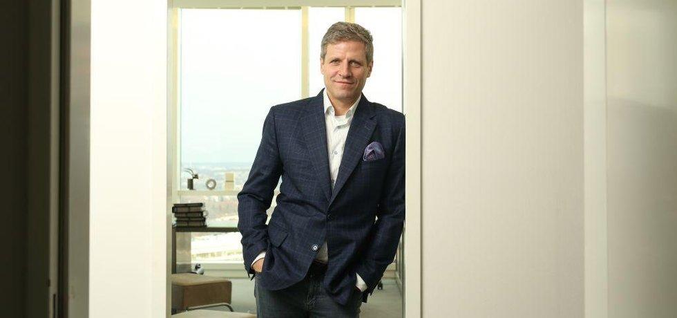 Majitel strojírenské skupiny Wikov Industry Martin Wichterle