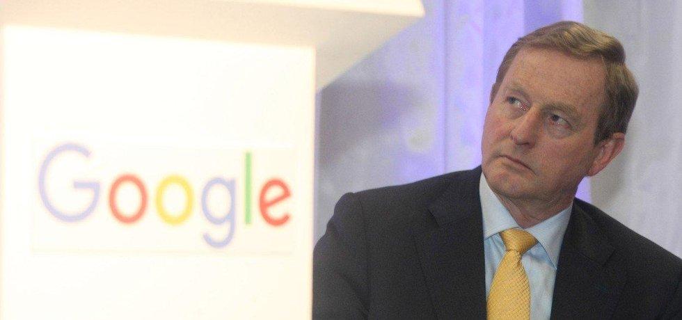 Pobočku Google v Dublinu otvíral irský taoiseach Enda Kenny