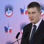 Ministr zahraničních věcí ČR Tomáš Petříček
