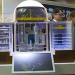 Maketa reaktoru Atmea1 na loňské Světové výstavě jaderné techniky