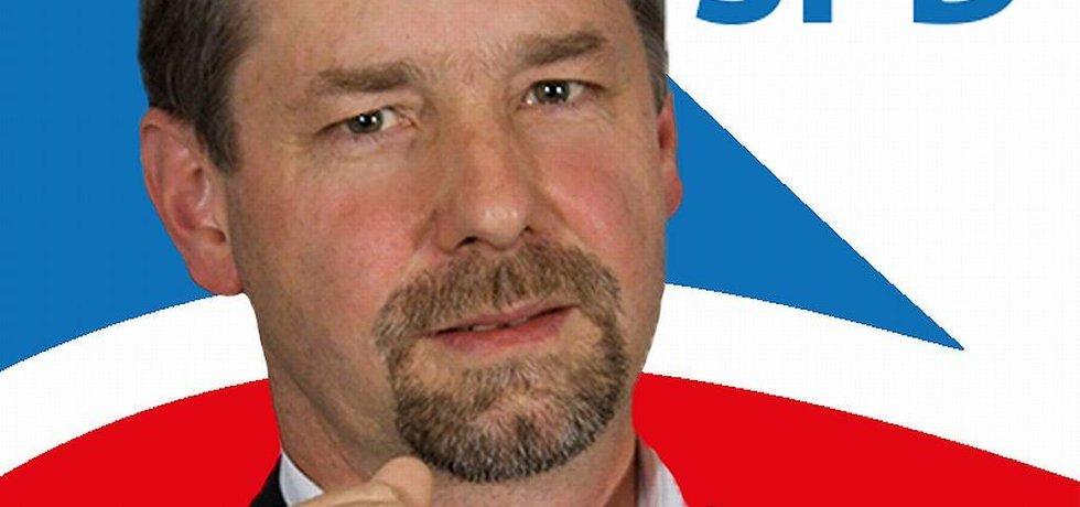 Radek Koten, poslanec SPD